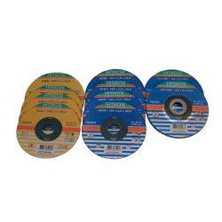 Toptopdeal-fr-10-Disques-À-Tronçonner--Ébarber-Diamètre-125-–-4-Inox--1-Mm--4-Métal--2-5-Mm--2-Mé