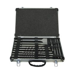 Toptopdeal-fr Novotools-SDS-Plus-DrillandChisel-Set-de-17-pièces
