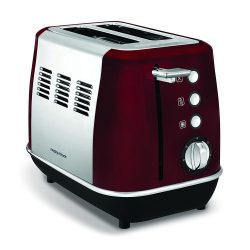 Toptopdeal-fr Grille-pain Morphy Richards EVOKE 2 Rot 224408EE rouge 1 pc(s)