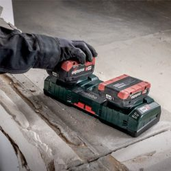 Metabo BATTERIES ET CHARGEUR